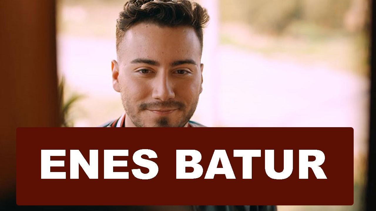 Enes Batur kimdir, nerelidir, kaç yaşındadır?