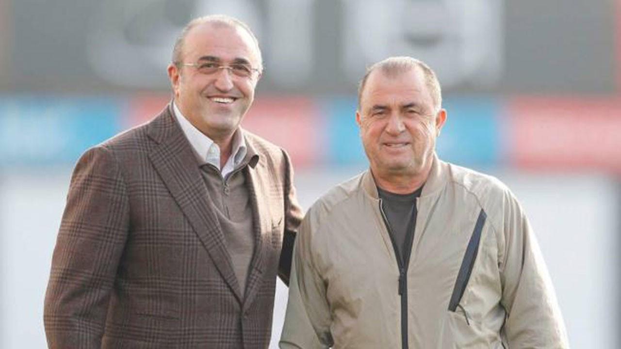 Fatih Terim ve Abdurrahim Albayrak'tan yeni haber