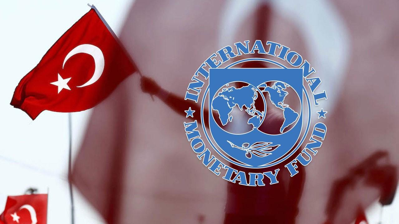 IMF de Türkiye için büyüme tahminlerini yükseltti