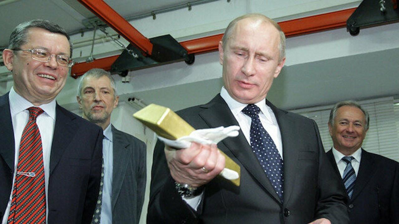 Rusya dolardan sonra altını da yasakladı