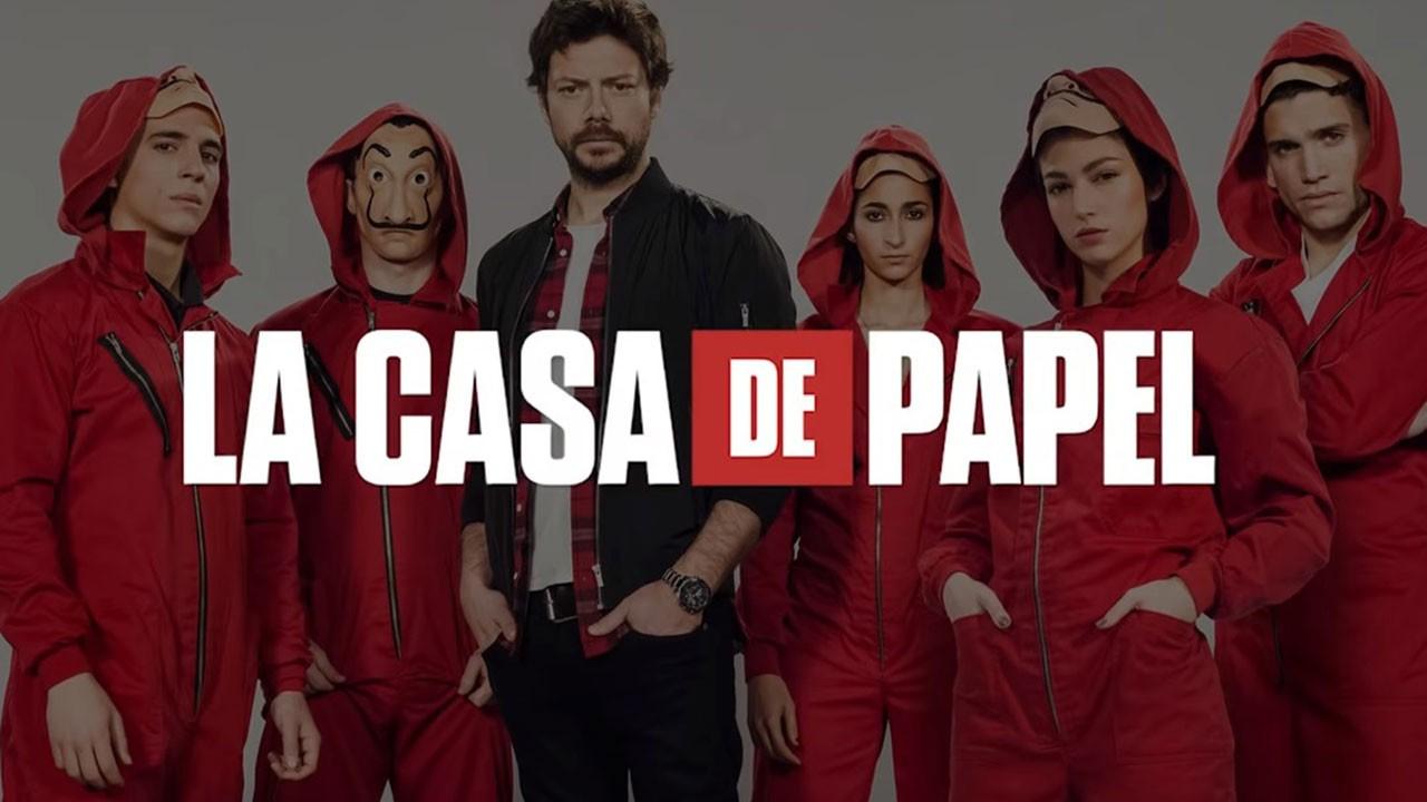 La Casa De Papel 4. Sezon ilk bölüm yayınlandı