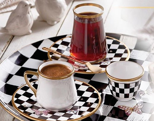 Çırpan ev kahve fincanı