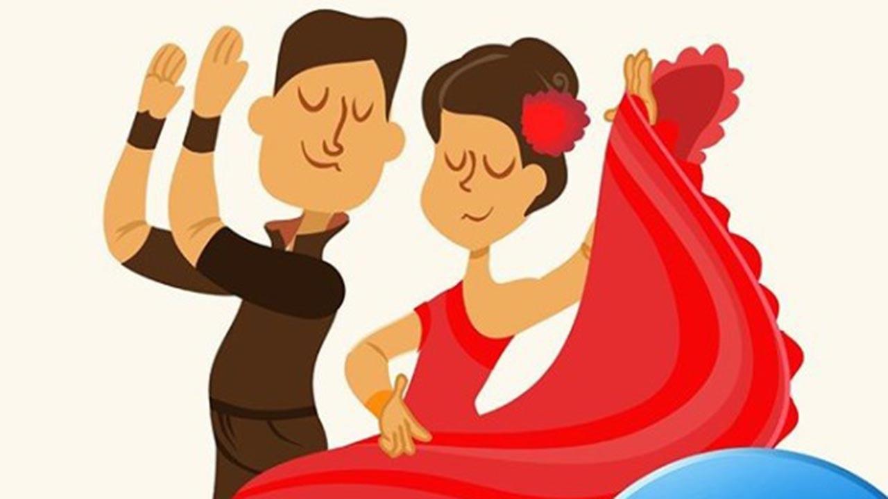 Güney İspanya'nın geleneksel dansı hangisidir?