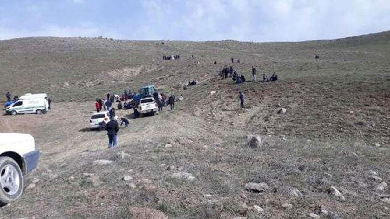 Akrabalar arasında arazi kavgası, 3 ölü