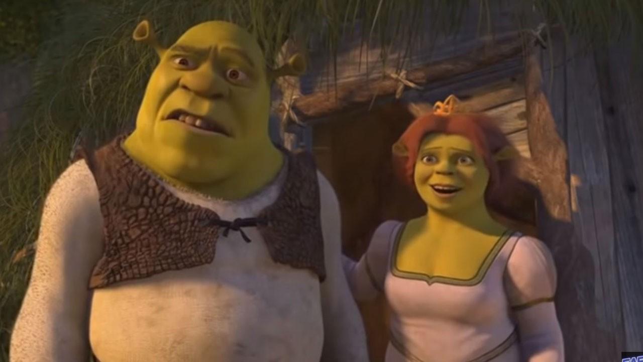 Shrek'in eşinin adı nedir?