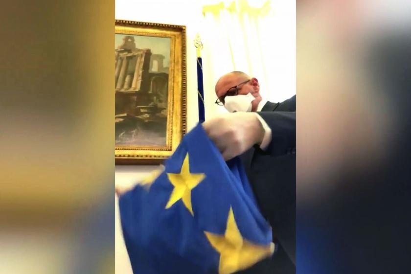 İtalya Temsilciler Meclisi Başkan Yardımcısı Fabio Rampelli
