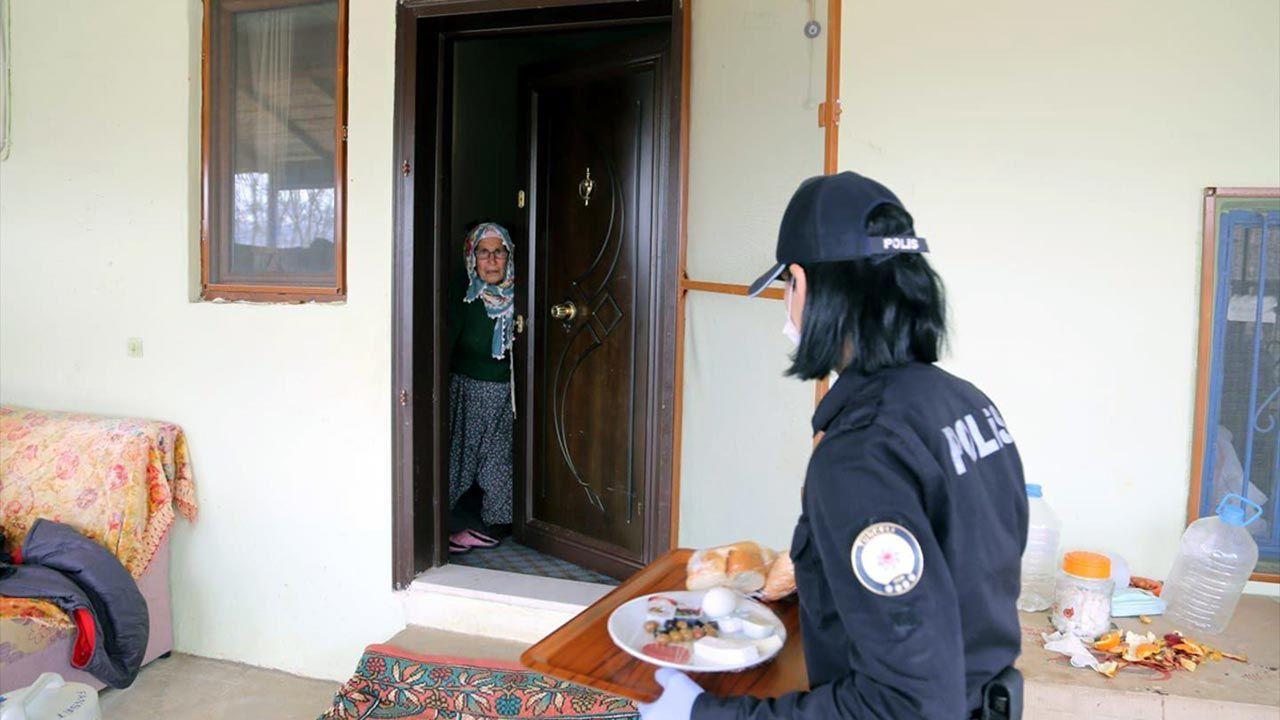 Kahvaltı polisten, bahçe hizmeti jandarmadan - Sayfa 2