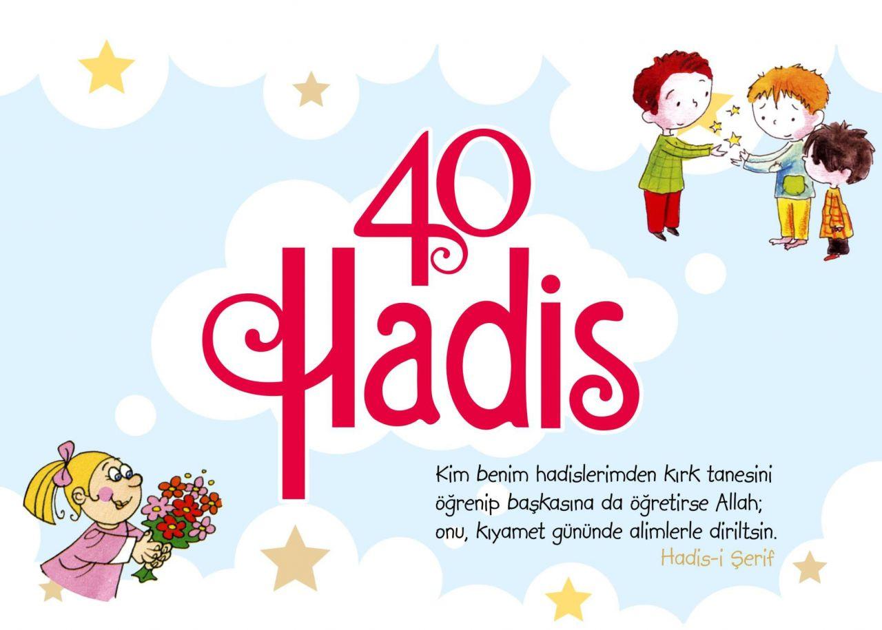 Çocuklar için 40 Hadis Etkinliği - Sayfa 1