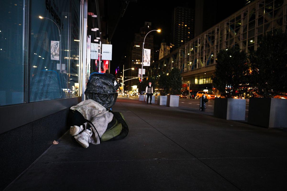 New York eyaletinde 70 bin evsizin durumu korkutuyor - Sayfa 2