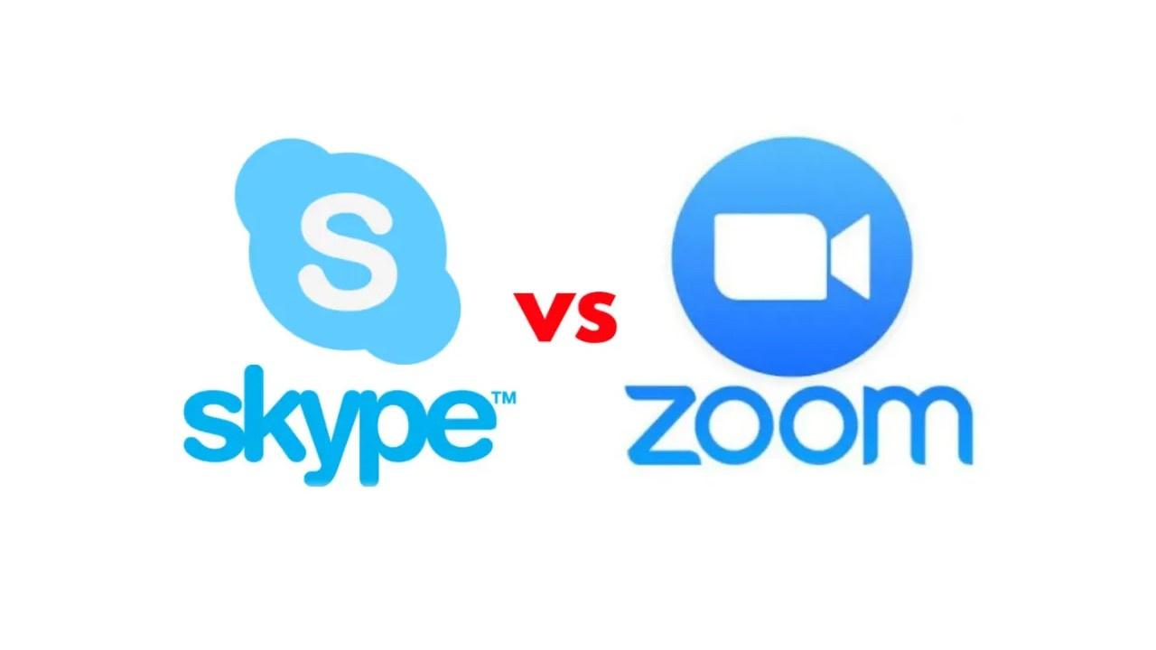 Zoom mu Skype mı?