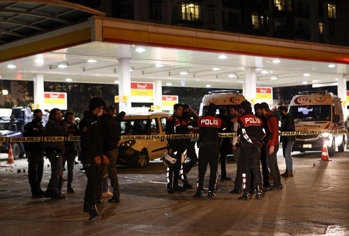 İstanbul'da polise silahlı saldırı - Sayfa 1