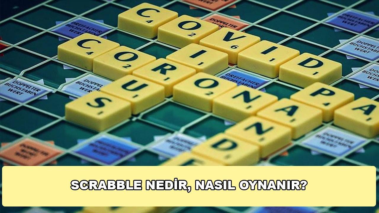 Scrabble nedir, nasıl oynanır?