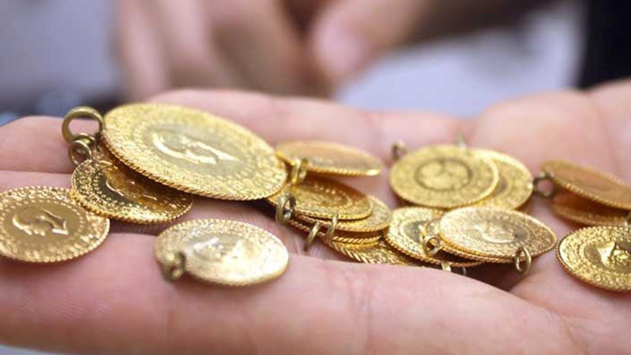 Çeyrek altın 613 lirayı da aştı
