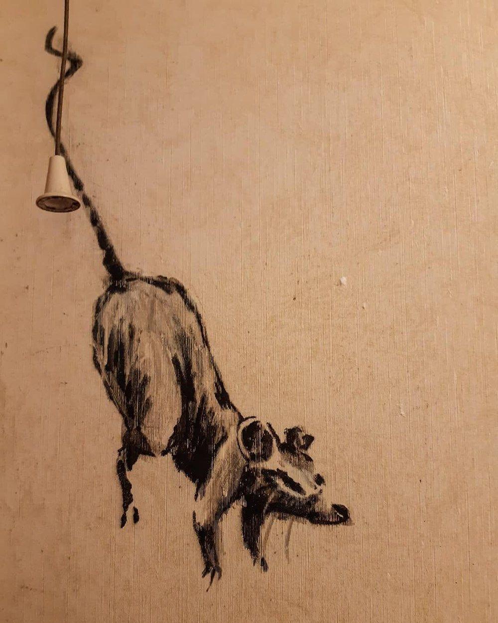 Sokak sanatçısı Banksy evde kalırsa! - Sayfa 2
