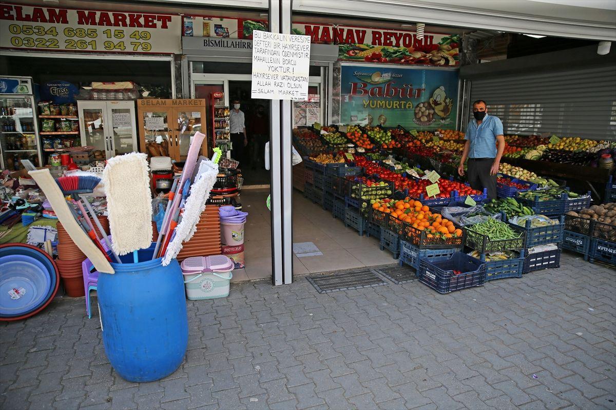 Adana'da gizli hayırsever bütün mahallenin market borcunu kapattı - Sayfa 4