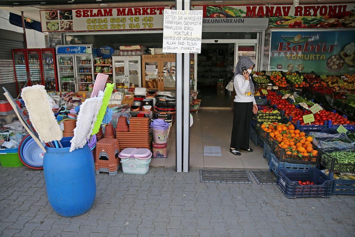 Adana'da gizli hayırsever bütün mahallenin market borcunu kapattı - Sayfa 3