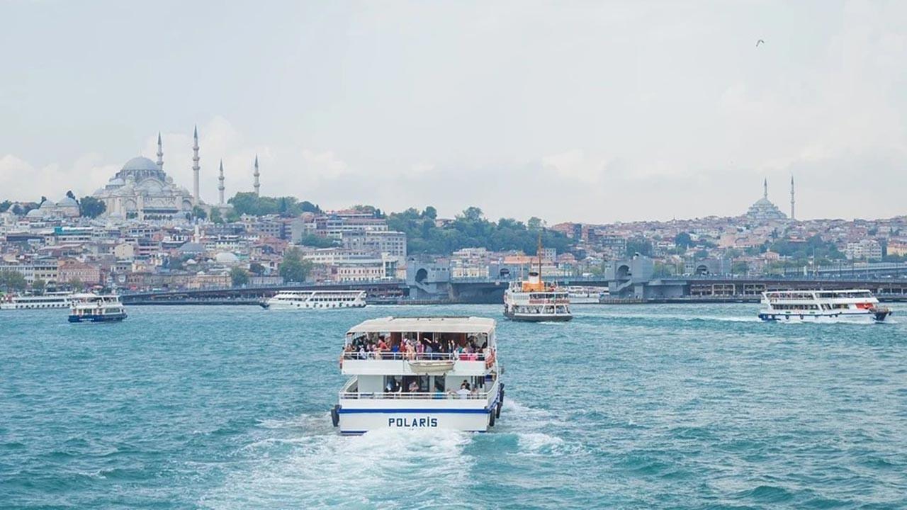 İstanbul'a deniz yoluyla giriş çıkışlar yasaklandı