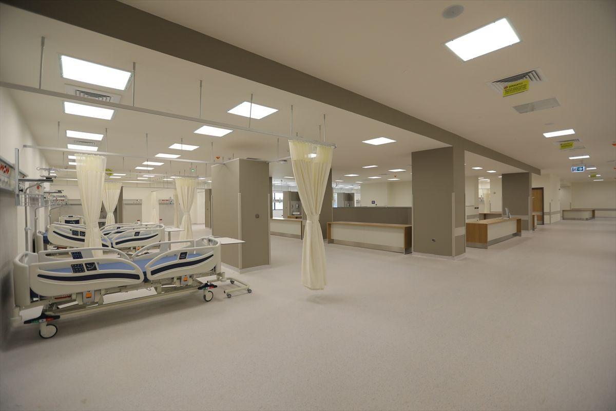 Başakşehir Şehir Hastanesi'den görüntüler - Sayfa 2
