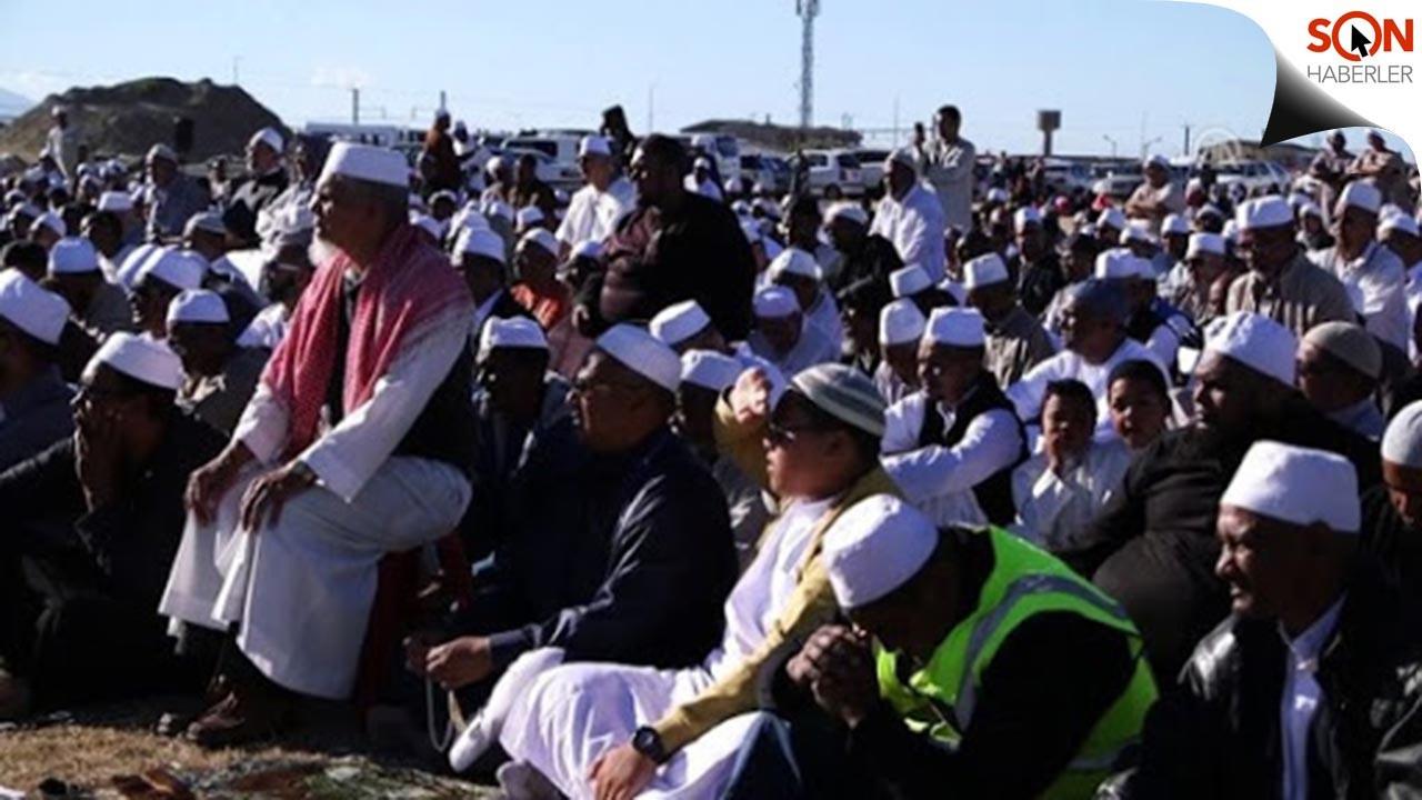 Güney Afrikalı Müslümanlar'dan örnek davranış