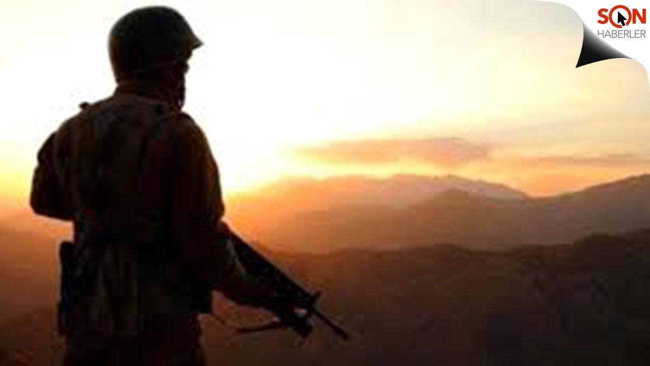 Siirt'ten acı haber! Bir asker şehit oldu
