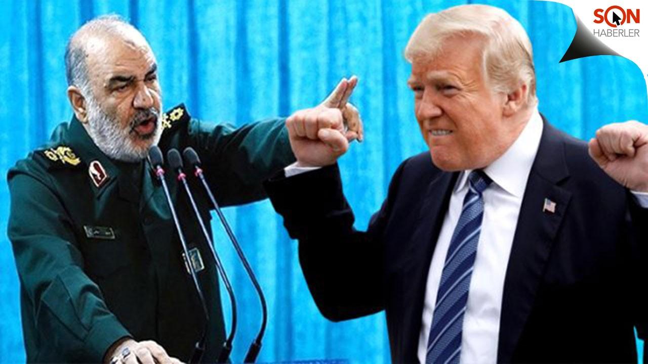 İran Trump'a meydan okudu: Tehdit gelirse vururuz