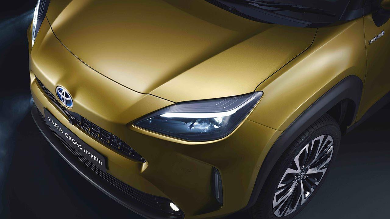 Toyota'dan Tamamen Yeni B-SUV: Yaris Cross - Sayfa 3
