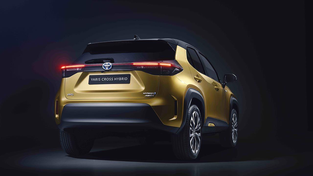 Toyota'dan Tamamen Yeni B-SUV: Yaris Cross - Sayfa 1