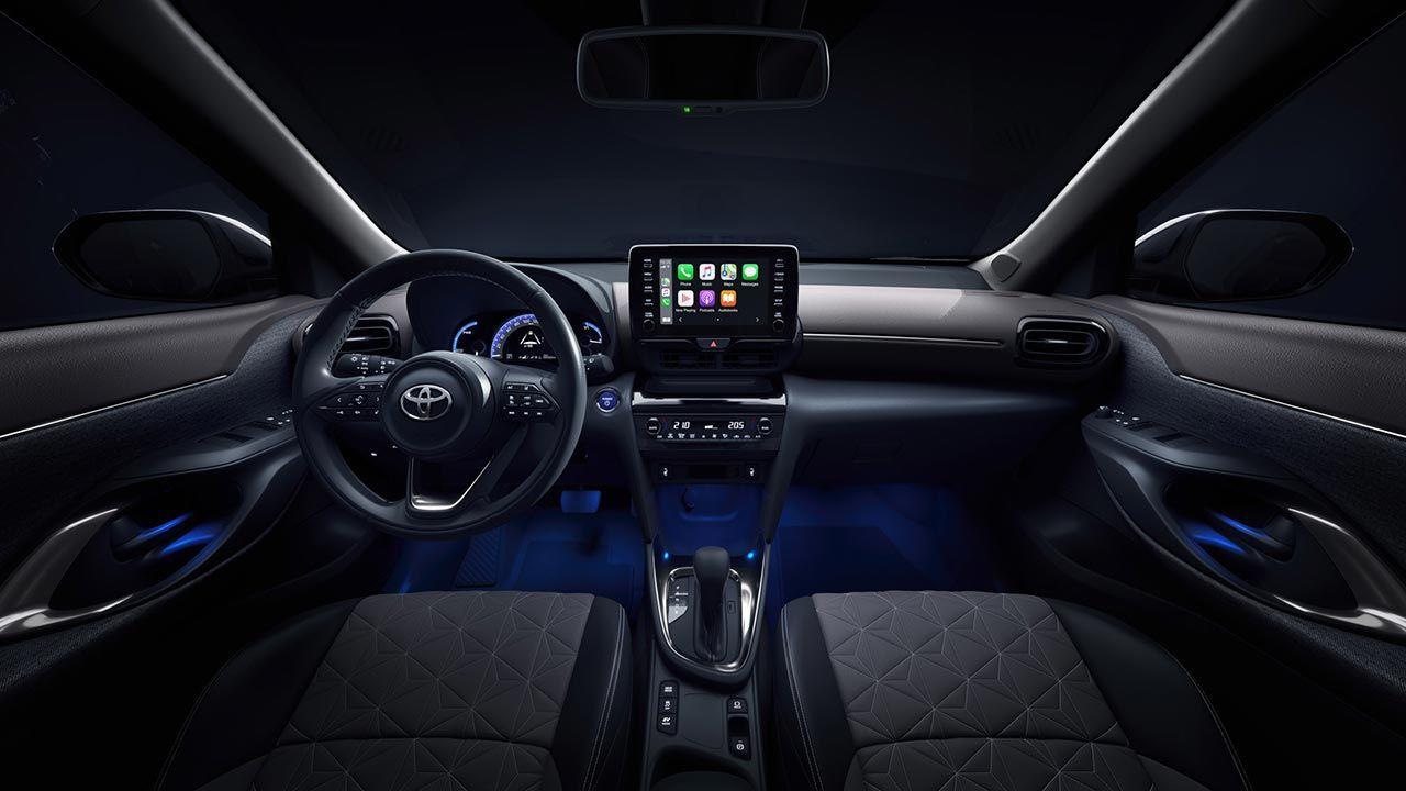 Toyota'dan Tamamen Yeni B-SUV: Yaris Cross - Sayfa 2