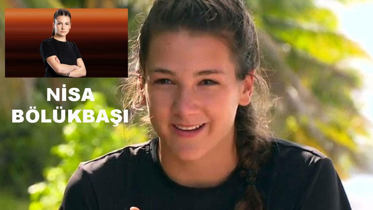 Survivor Nisa Türk mü?