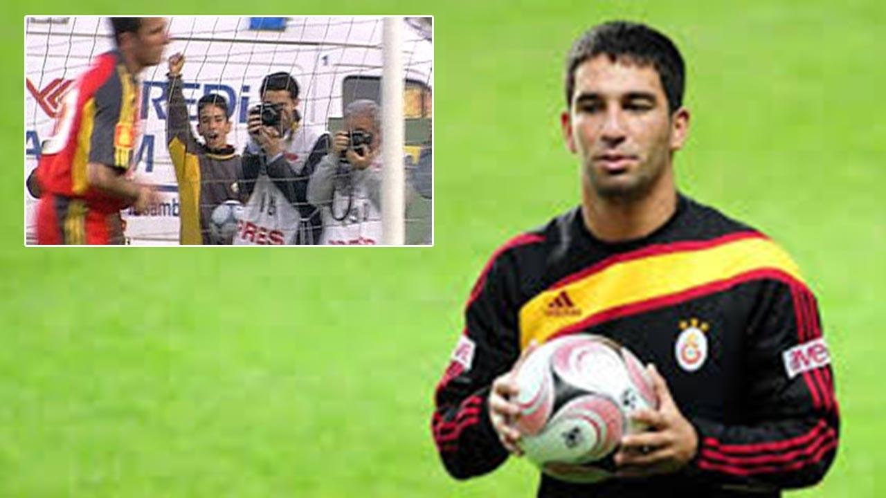 Arda 1905 TL maaşla Galatasaray'a geliyor