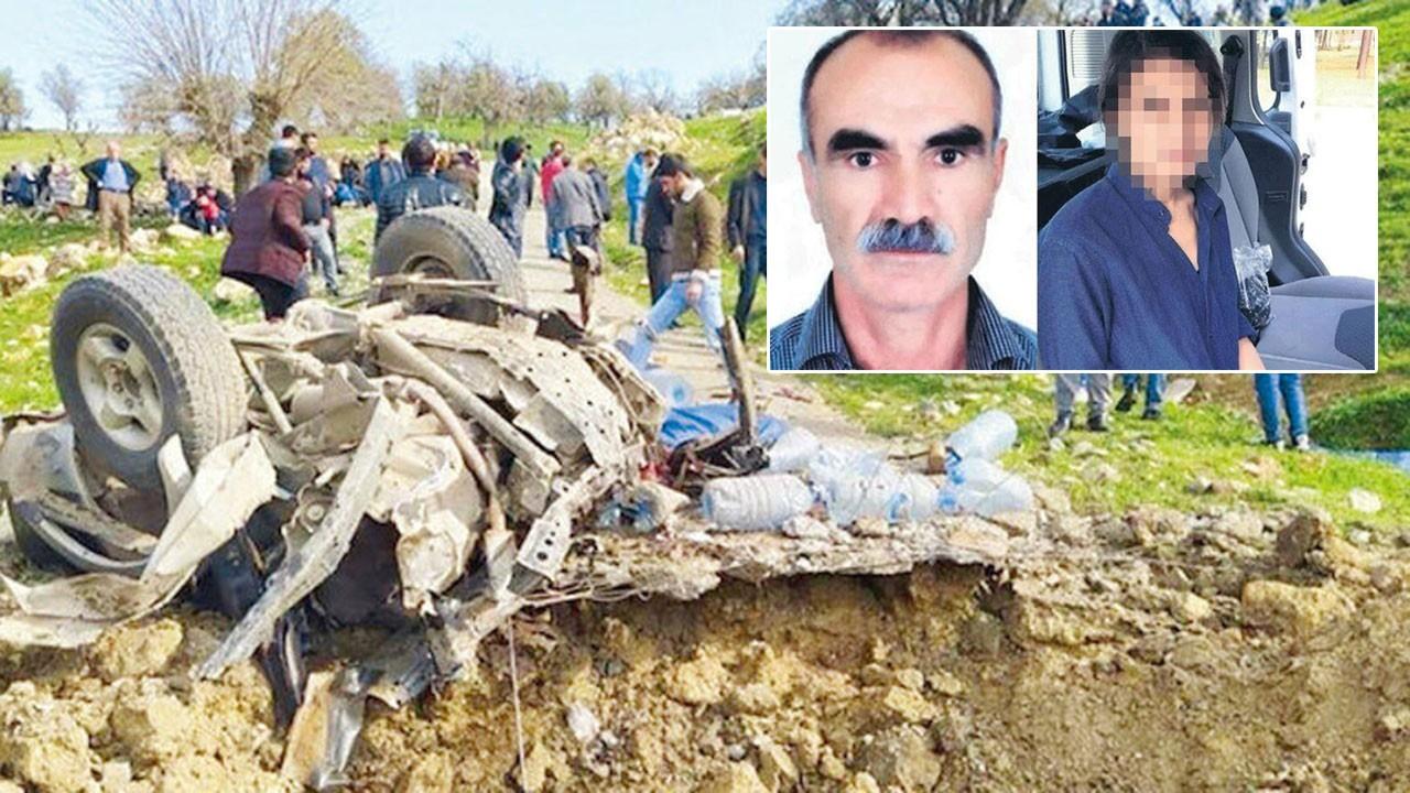 Dağdan kaçan PKK'lının babası katledildi