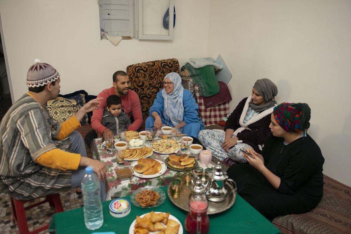 Farklı ülkelerden iftar sofraları - Sayfa 4