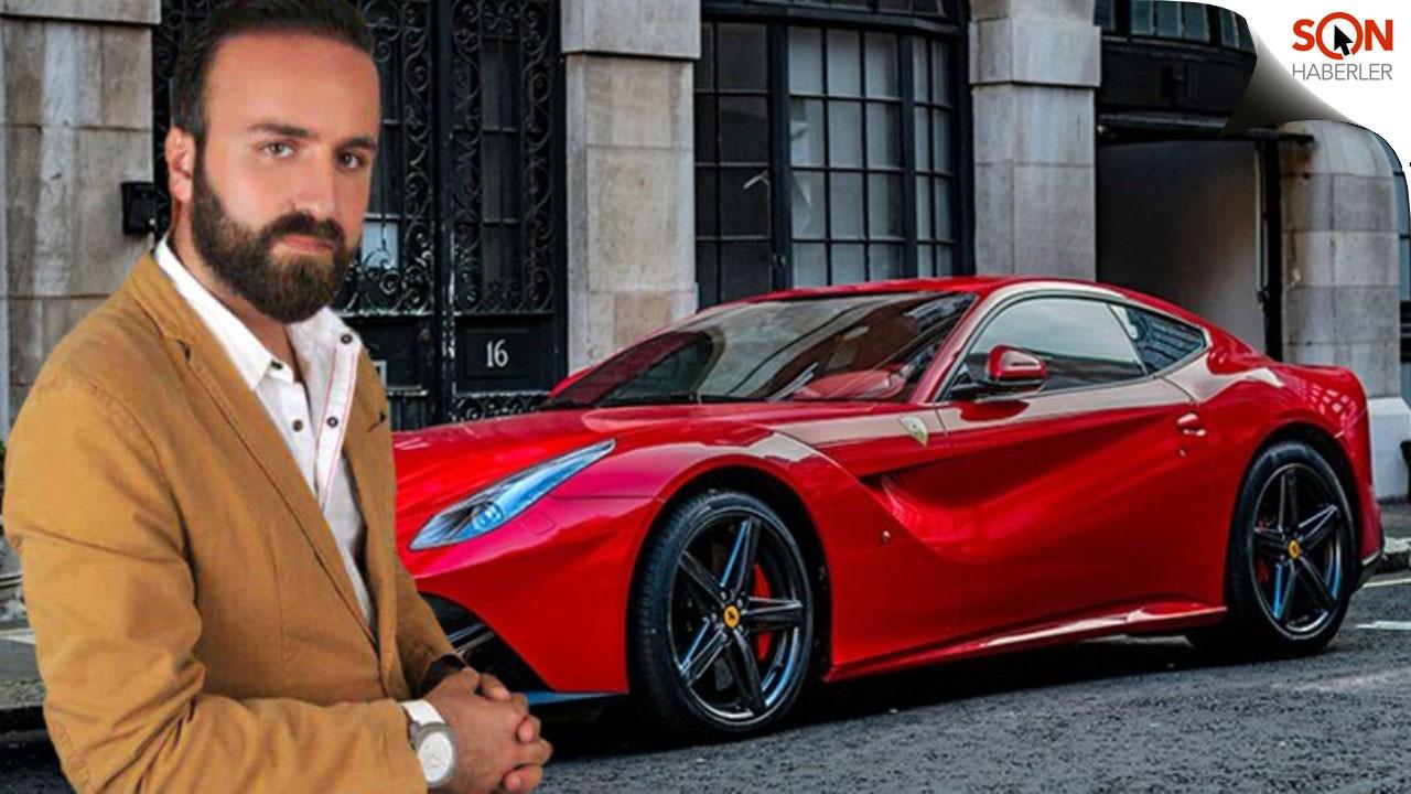 Yardıma başvurduğu söylenen Ferrari sahibi konuştu