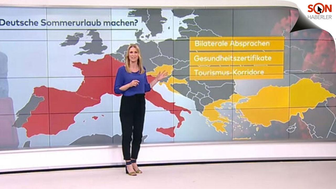 Alman televizyonu: Tatil için Türkiye'ye gidin