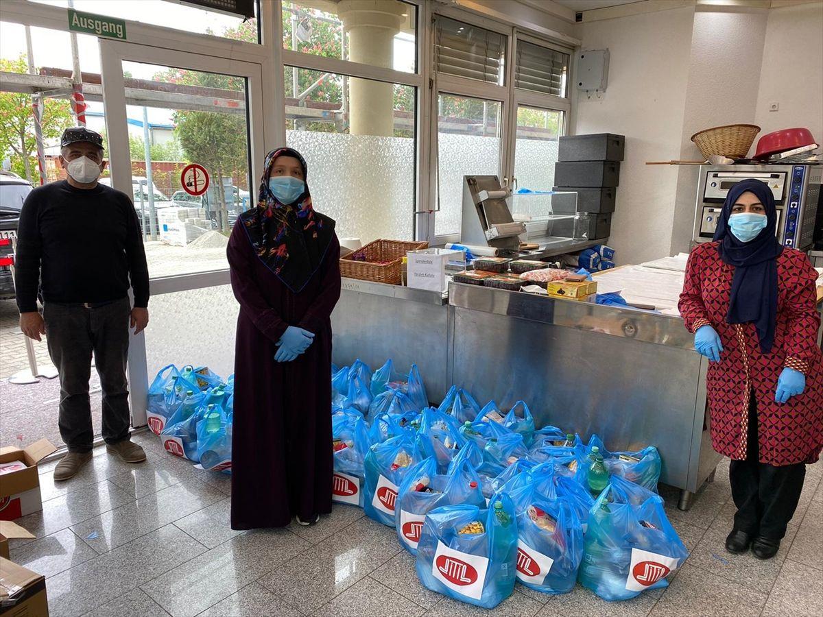 Almanya DITIB Camii'nde Ramazan yardımları - Sayfa 1
