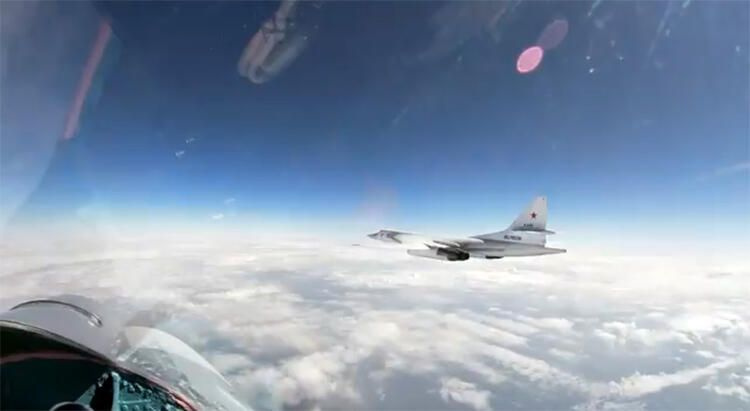 Havada gerilim: NATO üyesi 4 ülkenin uçakları Rus jetlerini taciz etti - Sayfa 4