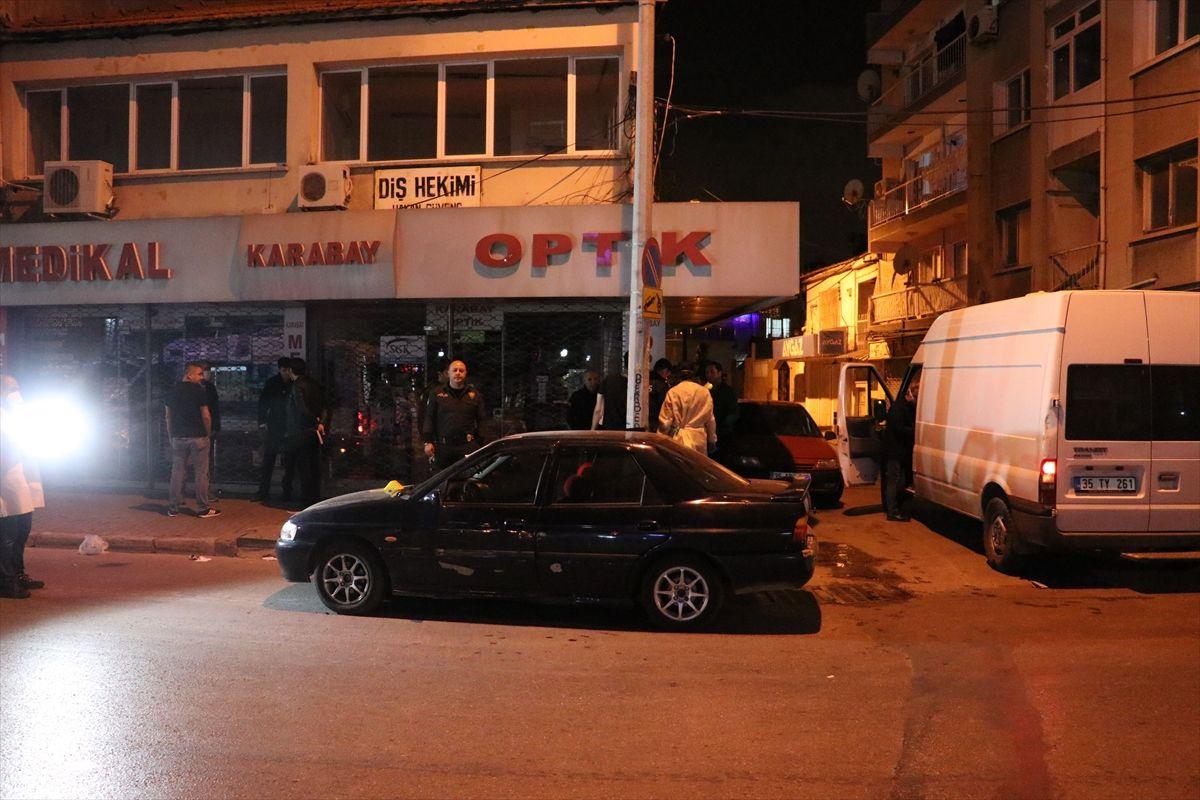 İzmir'de silahlı gasp ve saldırı - Sayfa 1