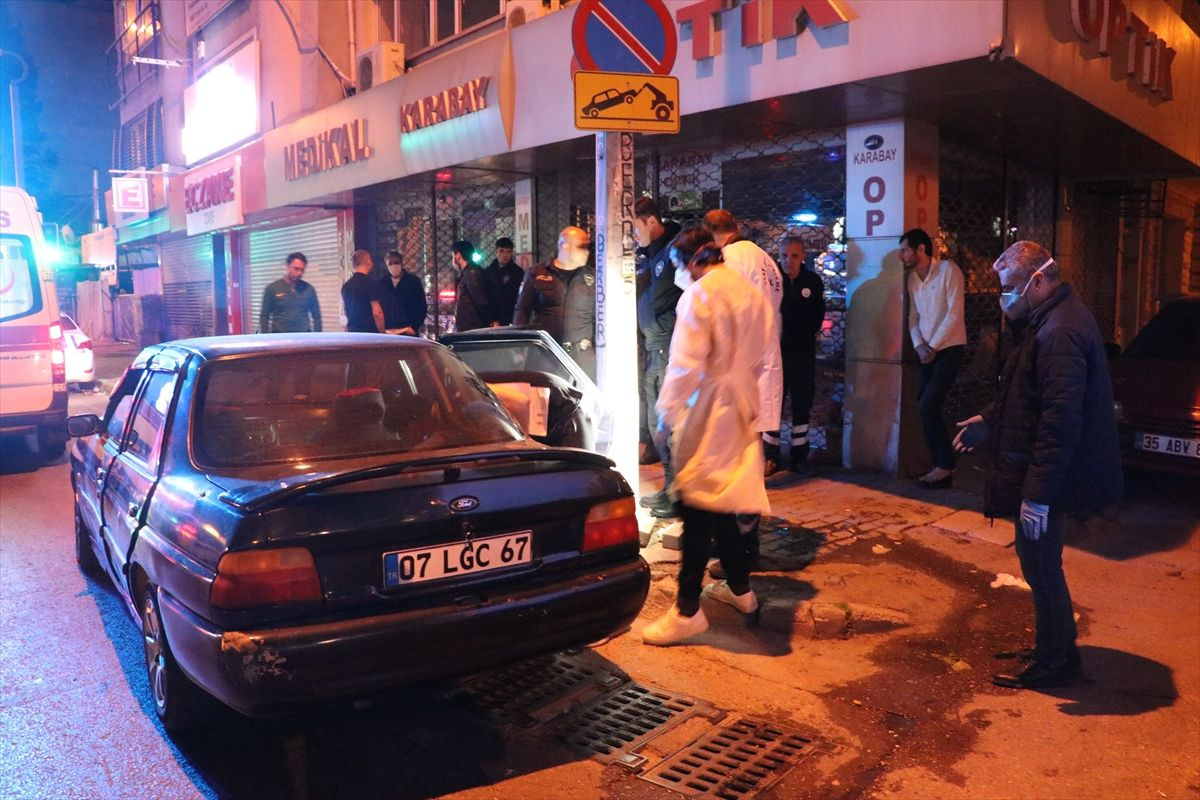 İzmir'de silahlı gasp ve saldırı - Sayfa 3
