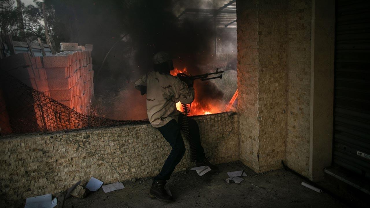 Sudanlı gençler kandırılarak Libya'ya götürülüyor