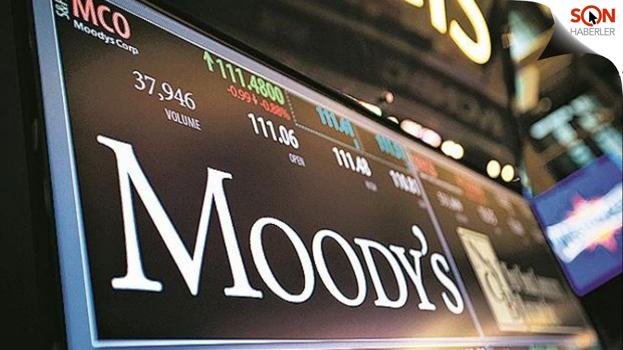 Moody's Türkiye tahminlerini yükseltti