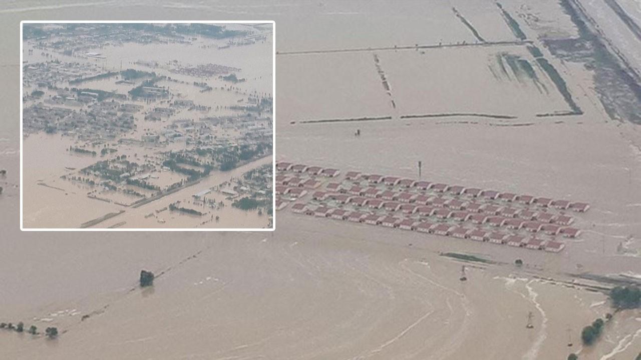Özbekistan'da felaket! Baraj duvarı çöktü