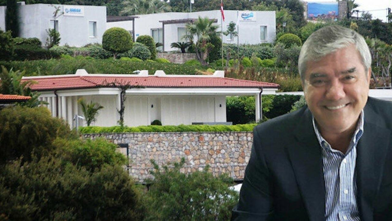 Yılmaz Özdil'in sahile yürüyen villasına inceleme