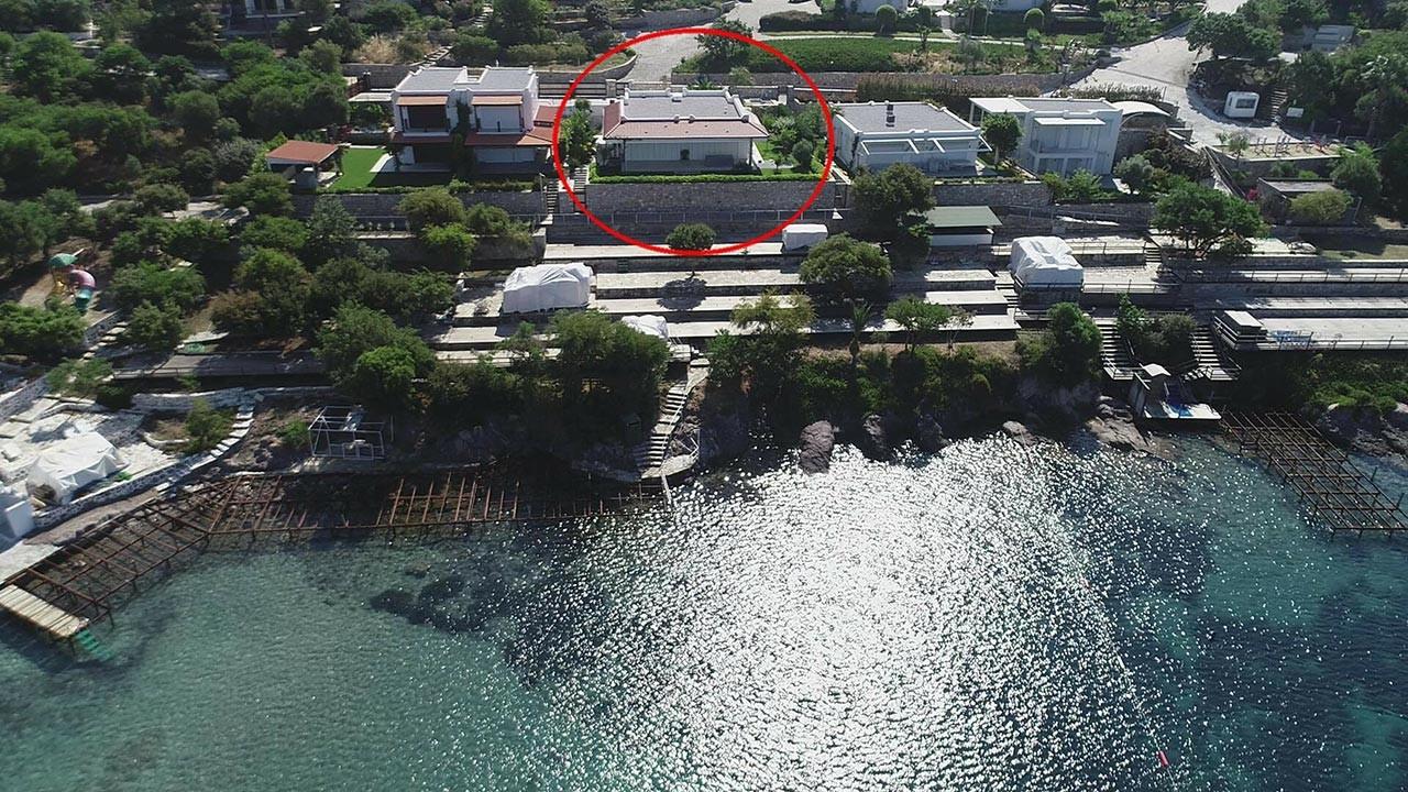Yılmaz Özdil'in villasındaki kaçak yapı yıkılacak