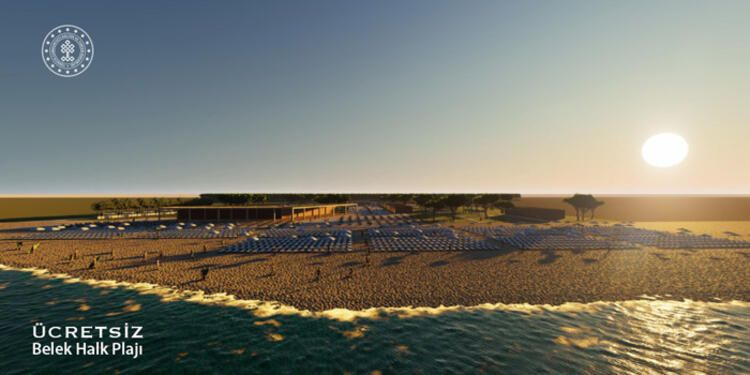 Belek ve Kadiriye halk plajları sezona hazır - Sayfa 4