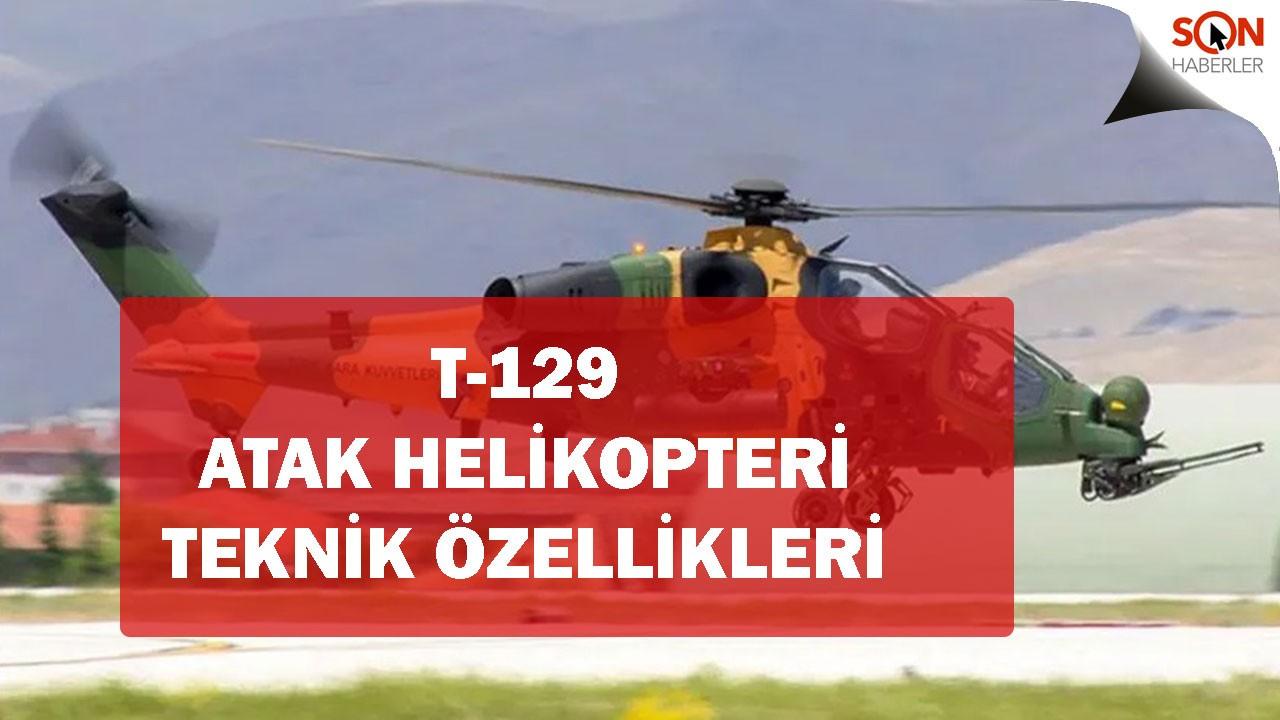 ATAK helikopterinin özellikleri: nerede üretiliyor