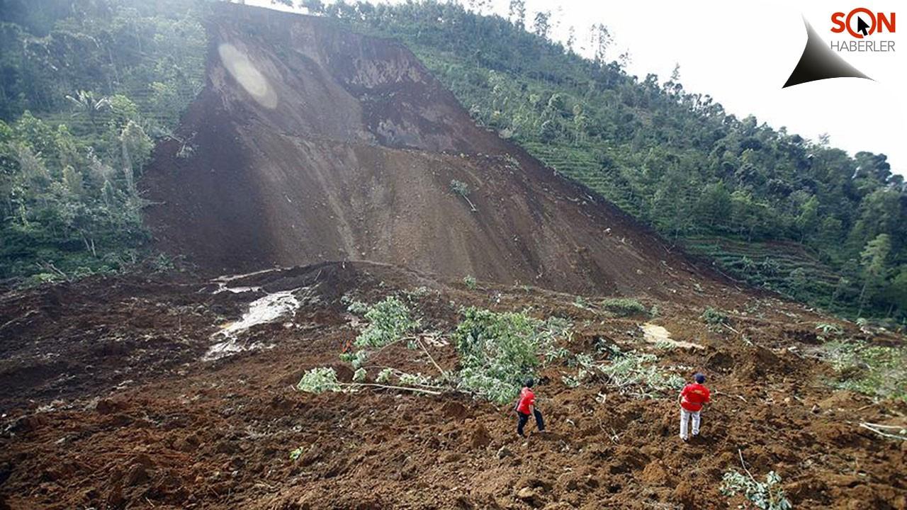 Endonezya'daheyelan: 3 ölü