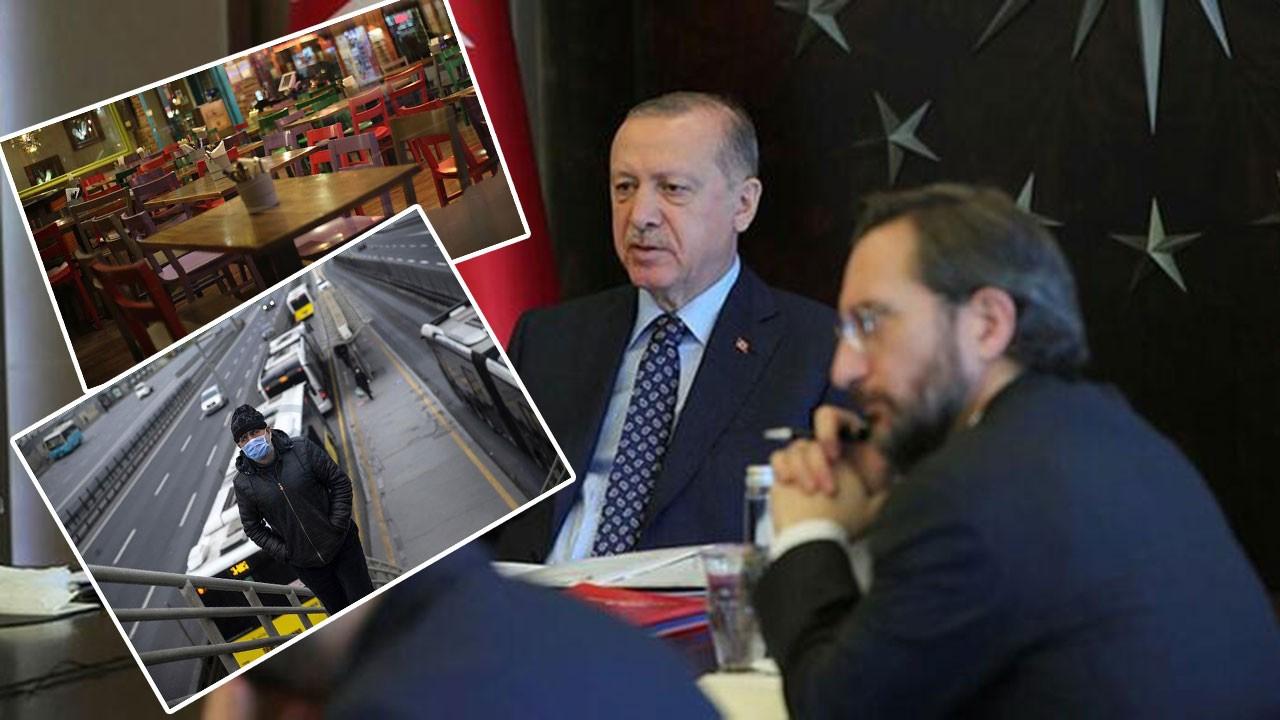 Cumhurbaşkanı Erdoğan 4 aşamalı normalleşme planını açıkladı