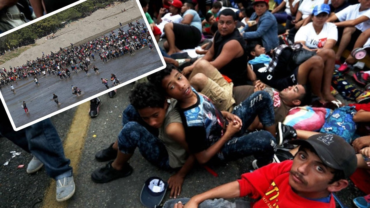 Meksika virüslü 4 çocuğu sınır dışı etti