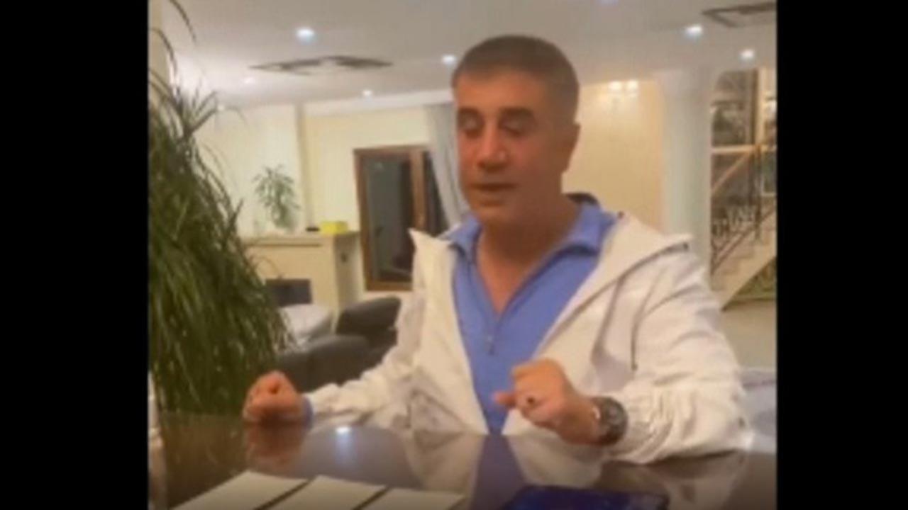 Son Dakika Sedat Peker yakalandı iddiası
