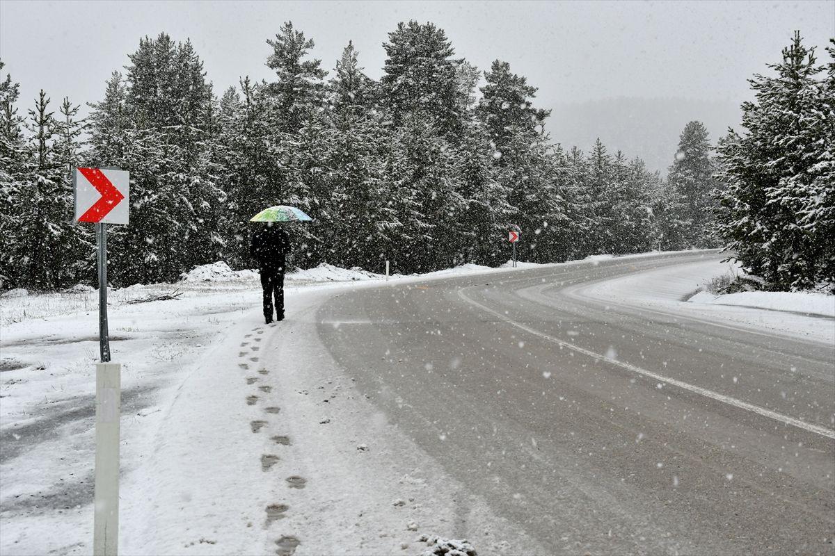Erzurum ve Kars'a Mayısta kar yağdı - Sayfa 3